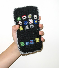 DT Handknit iPhone