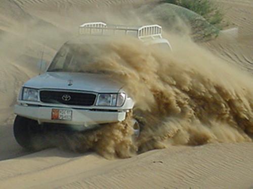 Dune Ride on Truck 04