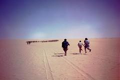 Tenere crossing (mike_in_croydon) Tags: sahara niger tenere