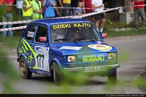 Almost Like Subaru - Fiat 126p