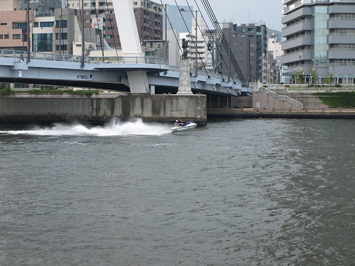 watercraft on river