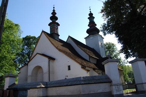 Kościół w Kacwinie p.w. Wszystkich Świętych