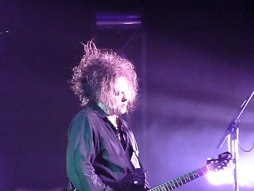 The Cure live @ Asia-World Expo Hong Kong