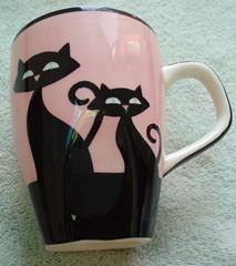 Kitty Mug front