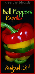 Garten-Koch-Event: Bell Peppers - Paprika