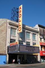 NYC - Harlem: Apollo Theater (wallyg) Tags: nyc newyorkcity ny newyork sign marquee theater theatre harlem manhattan landmark gothamist movietheatre movietheater moviepalace apollotheater apollotheatre nationalregisterofhistoricplaces nrhp georgekaiser usnationalregisterofhistoricplaces newyorkcitylandmarkspreservationcommission nyclpc georgemkaiser