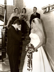 Amanda and Jim - 07 (danielfunk) Tags: wedding campus saskatoon holyfamily parktown amandaandjim july282007