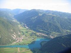 Prot Trebuši (vidulisico) Tags: let padalo 20070826 kobala
