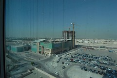 A view from the Bahrain Economic Development Authority Offices