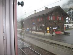 Trun Bahnhof von bigtimbercreek