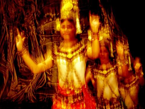 apsaras the celestial dancers