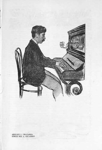 Eduardo Chavarri, músico