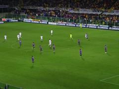 Fiorentina - Roma: 1-1 [Serie A - 2007-08]