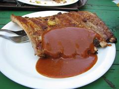 Spare ribs from Hofbräu