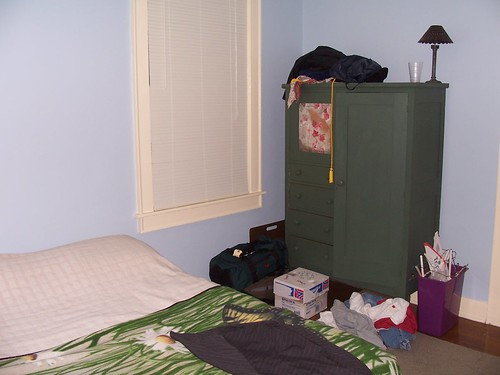 bedroom after
