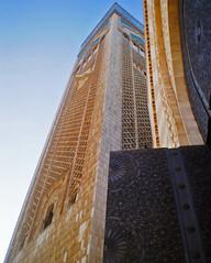 Hassan althani (khalid Albaih) Tags: color mosque morocco berber maroc casablanca hassan althani الحسن الثاني royamue