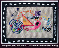 2010 AFABW Mail Art Selections (with video)