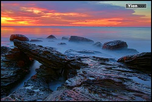 HDR = Pantai Kidurong Bintulu 2