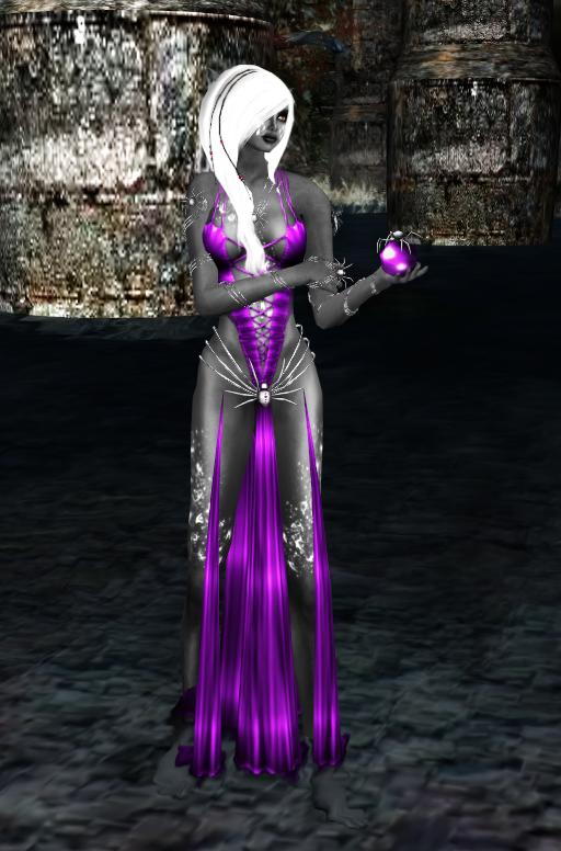 Deviance - Mini Hunt - Drow Priestess