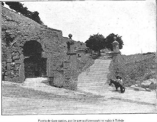 Puerta de Doce Cantos. Revista Por esos mundos (1909)