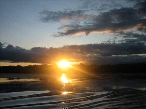 Sunrise at Wasaga - Canadian Beach Photo Contest submission