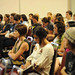 Students in attendance to speaker,  Clive Rainey, Fall 2008.