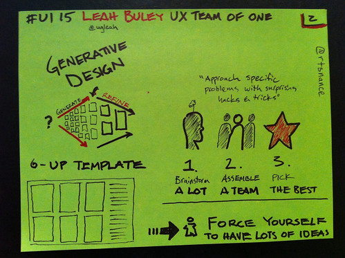 UX Team of One