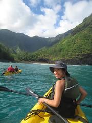 IMG_0014.JPG (dynamaikeru) Tags: kayak kauai napali napalicoast