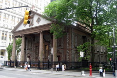 NYC - St. Paul's Chapel by wallyg, on Flickr