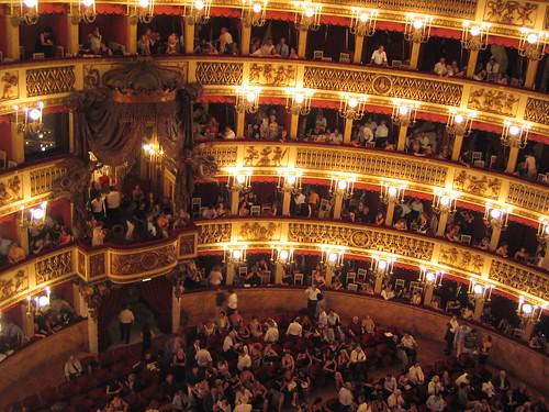 Oper San Carlo Napoli