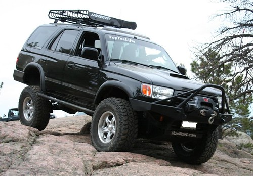 Toyota 4runner Lifted Pictures. One Bad 1999 Toyota 4Runner