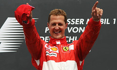 MS, Michael Schumacher