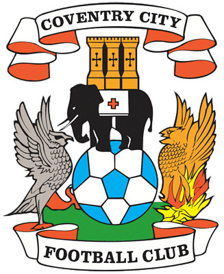Coventry City Football Club. Coventry City, Coventry, West Midlands,