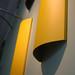 documenta 12 Froschperspektive | Charlotte Posenenske / 4 Reliefs, Elemente der Serie B | 1967 | Fridericianum 2. floor