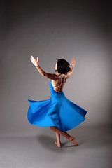 (Steve.Korn) Tags: dance dancing 580ex bluedress speedlite 430ex pocketwizards ef247028lusm