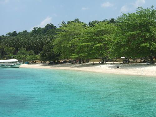 Isla Reta Talicud Samal Davao