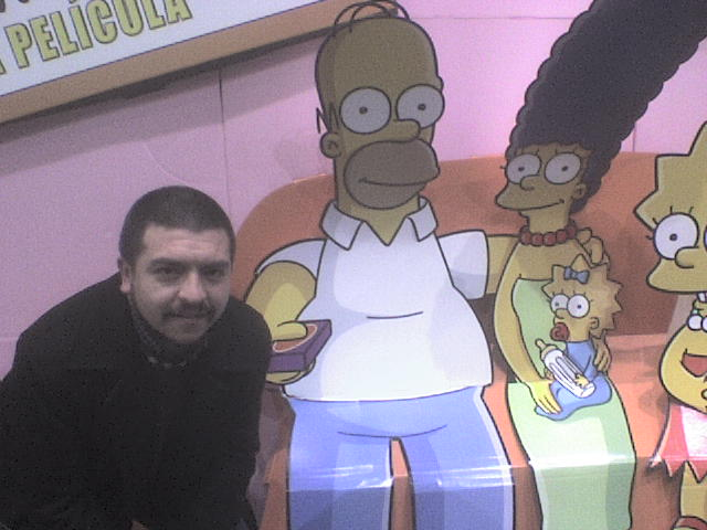 Homero y Yo