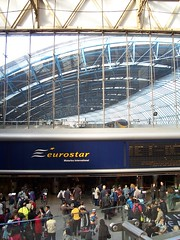 London Waterloo International
