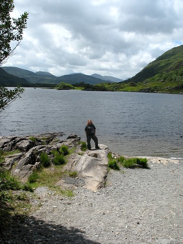 Leisa/Lake on the Ring of Kerry