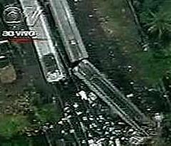 Choque de Trens em Nova Iguaçu. Foto 4