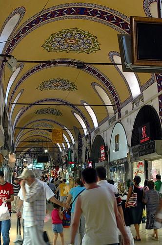 Grand bazar,people