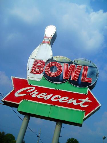 crescent bowl