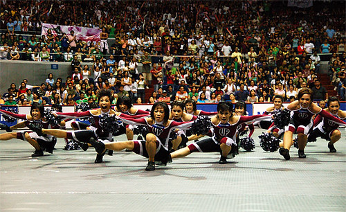 UP Pep Squad