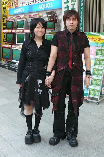 goths in love. Goths in love [Tokyo]