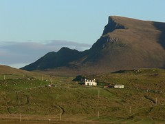 Skye  mountain (howbeg) Tags: skye south north sunsets inner outer uist hebrides heval