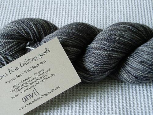 mama blue yarn