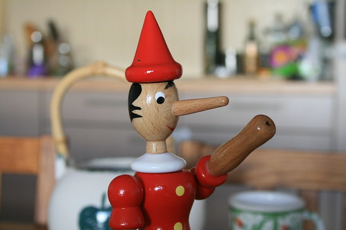 Pinocchio, From FlickrPhotos
