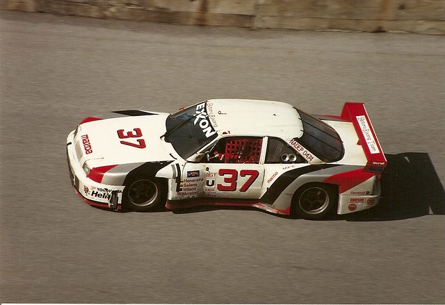 1991 daytona mazda 24hours mx6