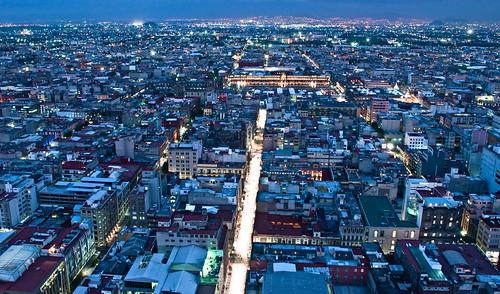 Mexico City 58