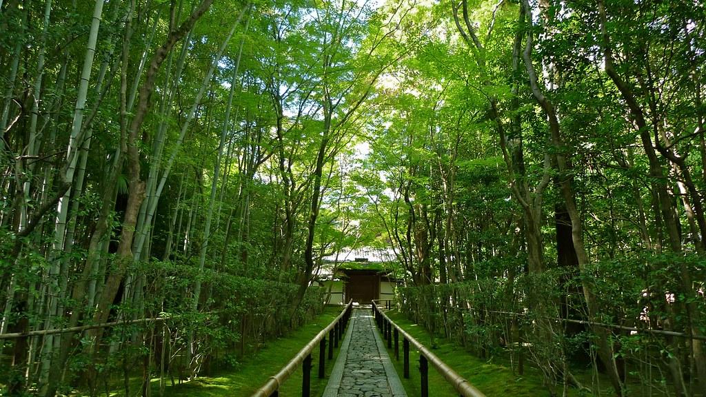 Koto-in Zen Garden Entrance
